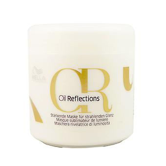 Wella oil reflections mask 150 ml - hair mask