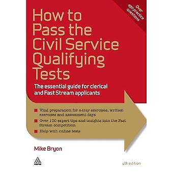 Elite Students Series: How to Pass the Civil Service Qualifying Tests: The Essential Guide for Clerical and Fast Stream Applicants: 5
