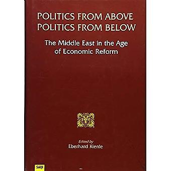 Politiek above, politiek van onderen