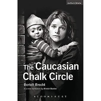 Le cercle de craie caucasien (pièces modernes)