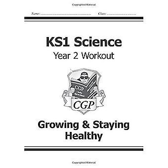 KS1 Vetenskap år två träningspass: växande & hälsofrågor (för den nya läroplanen)