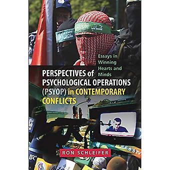 Perspektiven der Psychological Operations (PSYOP) in zeitgenössischen Konflikte