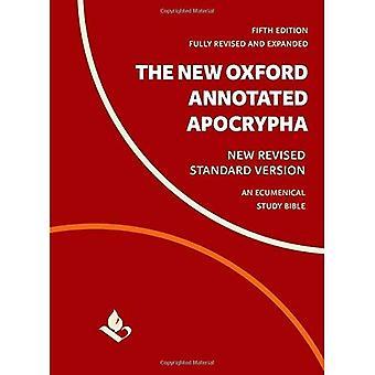 Uusi Oxford selityksineen Apocrypha: Uusi uudistettu standardi Version