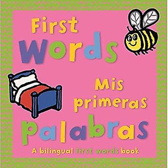 Eerste woorden (Kingfisher Board Books) [Board boek]