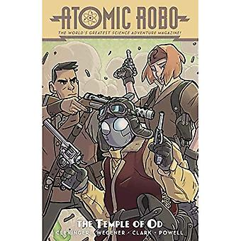 Atomic Robo: Atomic Robo and the Temple of Od: Volume 11