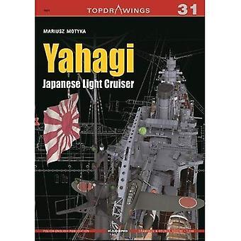 Yahagi. Japanese Light Cruiser 1942-1945 (Top Drawings)