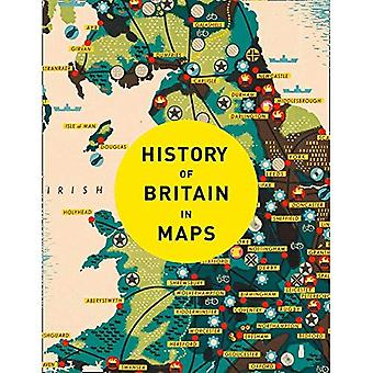 History of Britain in Maps