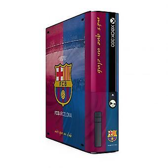 Barcelona Xbox 360 E ir piel