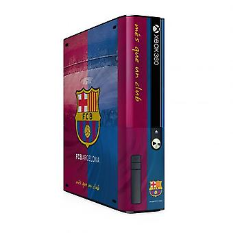 Barcelona Xbox 360 E GO Skin