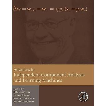 Vooruitgang in de onafhankelijke componenten analyse en het leren van Machines door Bingham & Ella