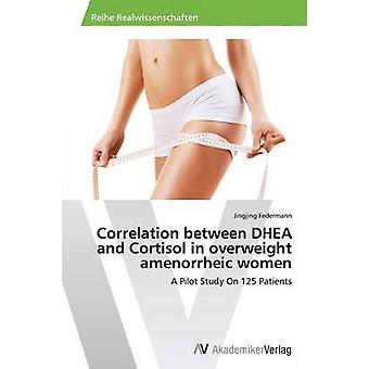 Correlation Between DHEA and Cortisol in Overweight Amenorrheic Women by Federmann Jingjing