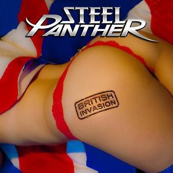 Steel Panther - britische Invasion [DVD] USA import