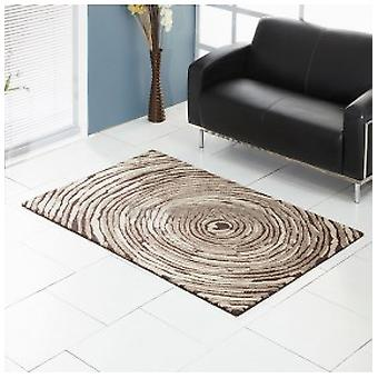 Rugs -Unique Cyclone - Beige & Brown