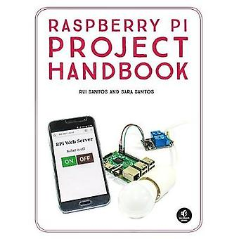 20 Easy Raspberry Pi Projects by Rui Santos - 9781593278434 Book