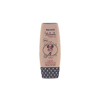 Beter Minnie Base De Maquillaje Fluido #1-nude 35 Ml för kvinnor