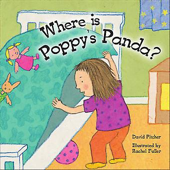 Where is Poppy's Panda? by David Pitcher - 9781905664726 Book