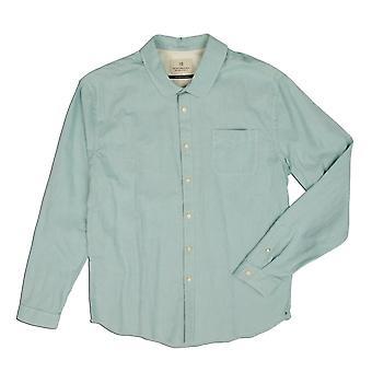 Scotch & Soda Summery Slim Oxford Shirt, Fresh Marsh