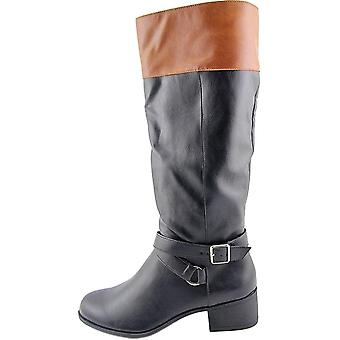Style & Co. Womens Vedaa Closed Toe Knee High Riding Boots