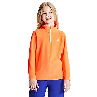 Dare 2b Girls Freehand Half Zip Warm Fleece Jacket Sweater