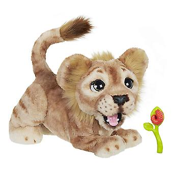 FurReal Friends The Lion King Simba Mighty Roar Interactive Soft Plush Toy