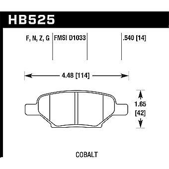 Hawk Performance HB525F.540 HPS