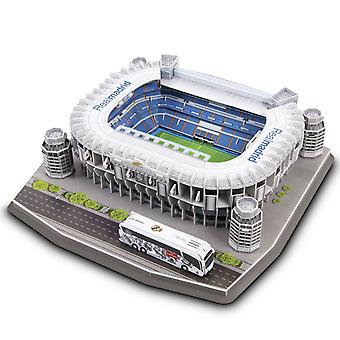 Real Madrid Estadio Santiago Bernabeu Stadium 3D jigsaw puzzle   (pl)