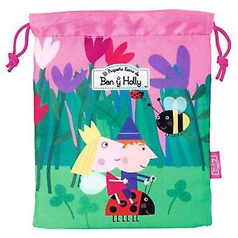 SAFTA bag snack Ben & holly (babies and children, toys, school zone)