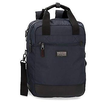 Pepe Jeans Lambert Casual Backpack - 42 cm - blue (Blue) - 7812661