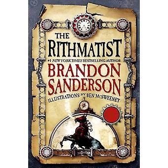 The Rithmatist by Brandon Sanderson - Ben McSweeney - 9780765338440 B