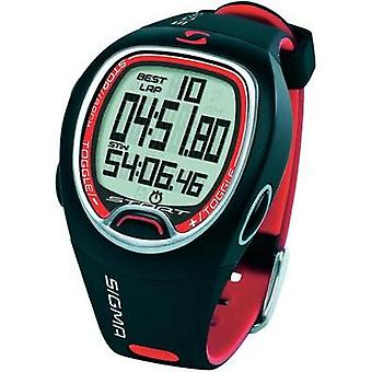 Digital stopwatch Sigma SC 6.12 Black, Red