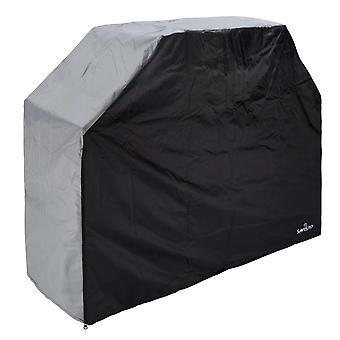 Savisto Fitted All Weather Barbecue Grill Cover - Large