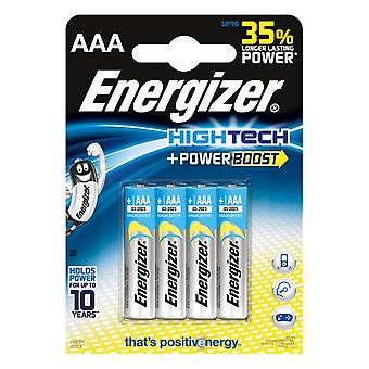 Energizer High Tech LR03 (AAA) (4 pcs)