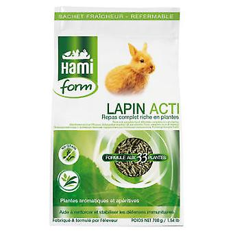Hami Form Complet Rabbit Acti 700G