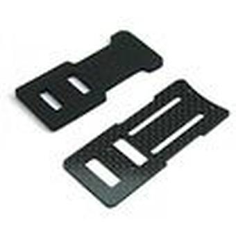 Battery Mount Plate, Foam : E4-A