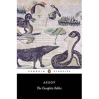The Complete Fables by Aesop & Robert Temple & Olivia Temple