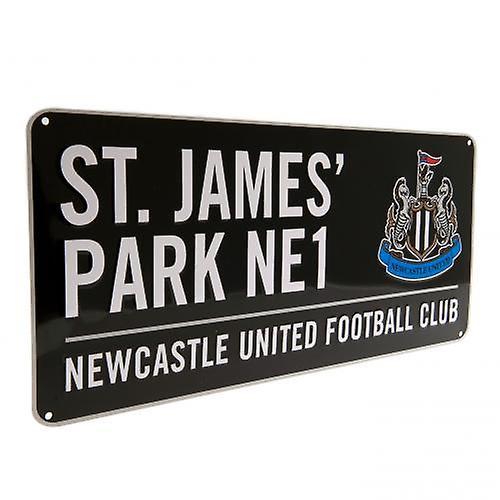 Newcastle United gadeskilt BK