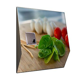 Wireless Tomato mozzarella basil Doorbell for restaurant
