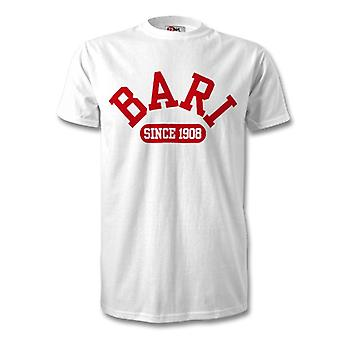 Bari 1908 1908 Established Football T-Shirt