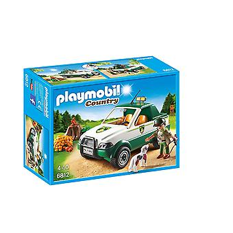 Playmobil Country Forester Pick Up 6812