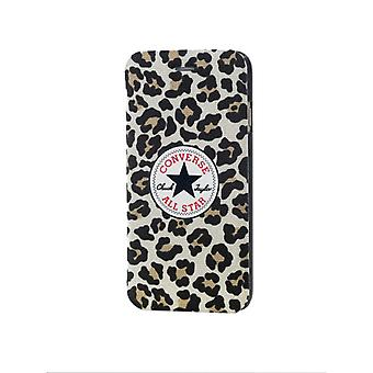 CONVERSE Canvas 6 mobile phone cases iPhone Leopard