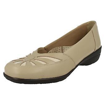 Ladies Easy B Slip On Shoes Nudge