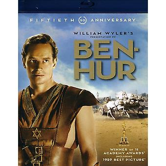 Charlton Heston - Ben-Hur [BLU-RAY] USA import