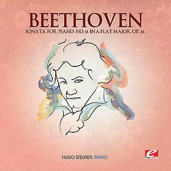 フラット長調 Op. 26 [CD] 米国輸入ピアノ第 12 l. v. ベートーヴェン - ベートーヴェン: ソナタ