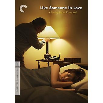 Som om någon kär [DVD] USA import