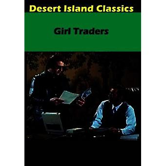 Girl Traders [DVD] USA import