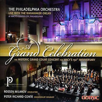 Peter Conte - Grand fest: Den historiske retten koncert for Macys 150-års jubilæum [CD] USA import