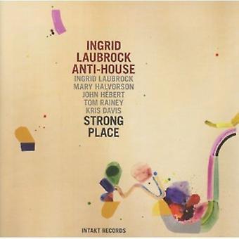 Laubrock/Halvorson/Hebert/Davis/Rainey - anti-hus stærke sted [CD] USA import