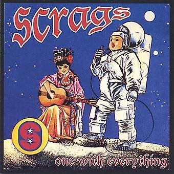 Scrags - One with Everything [CD] USA import