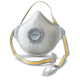 5 X Box Moldex 3405 Classic Unisex Reusable Masks FFP3 R D Valved Respirators