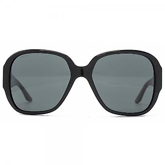 Versace Classic Square Sunglasses In Black